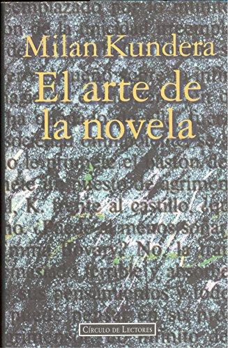 9788422662136: El arte de la novela