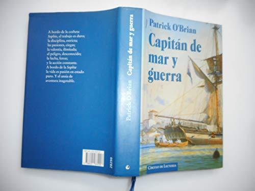 9788422664208: CAPITÁN DE MAR Y GUERRA