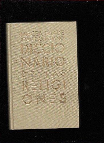 9788422664635: Diccionario de las religiones