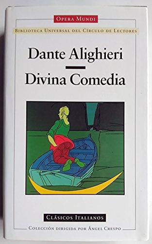 9788422665045: Divina comedia, la