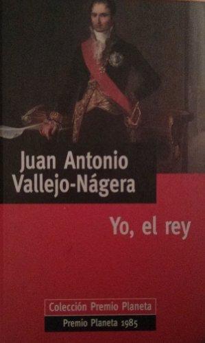 9788422665205: Yo, El Rey