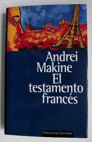 9788422665656: El Testamento Frances