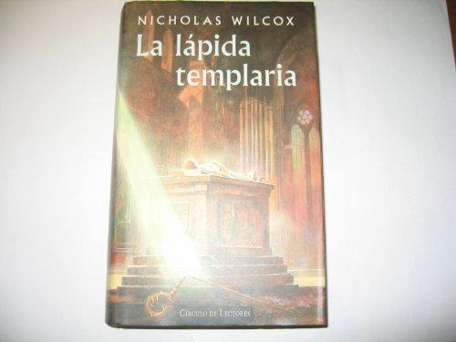 9788422665915: LA LAPIDA TEMPLARIA