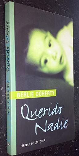 Querido Nadie: Berlie Doherty