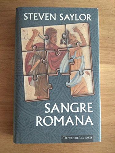 9788422666844: SANGRE ROMANA