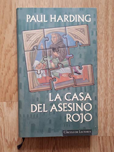 9788422666851: LA CASA DEL ASESINO ROJO
