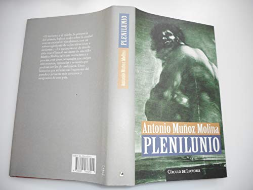 9788422668244: Plenilunio