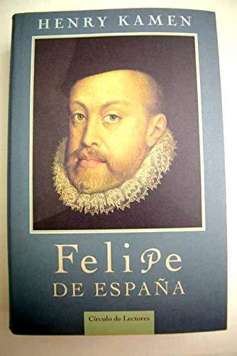 9788422669906: FELIPE DE ESPAÑA
