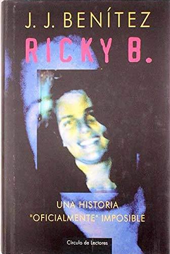9788422671152: Ricky B.: una historia