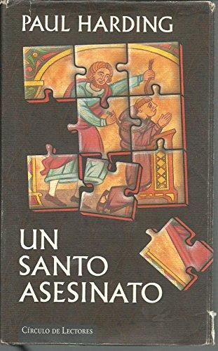 9788422672494: Un santo asesinato: un terrible misterio protagonizado por Fray Athelstan