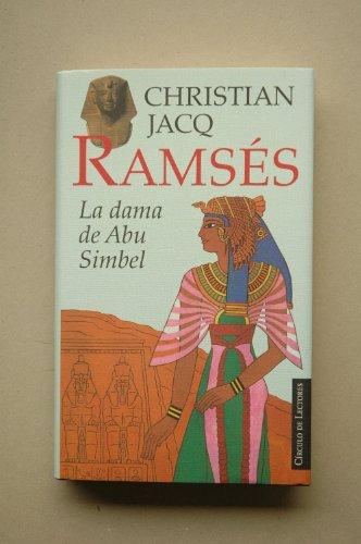 9788422672982: Ramsés La dama de Abu Simbel