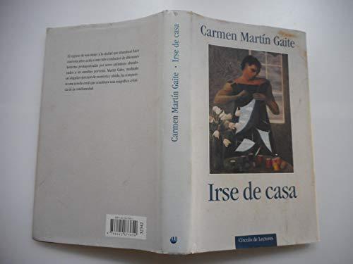 9788422673859: Irse De Casa