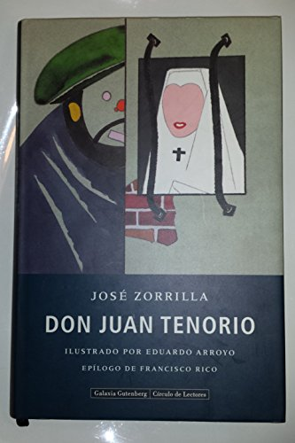 9788422674221: Don Juan Tenorio : drama religioso-fantástico en dos partes