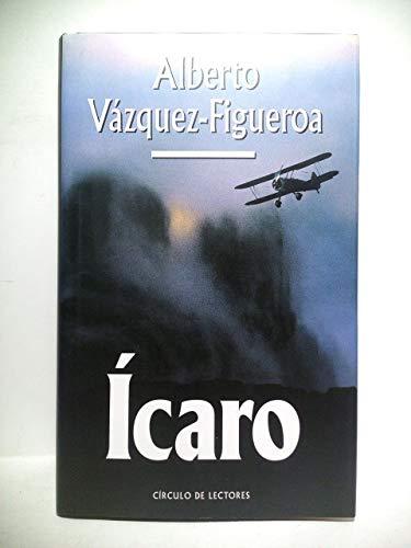 Ícaro: Vázquez-Figueroa, Alberto