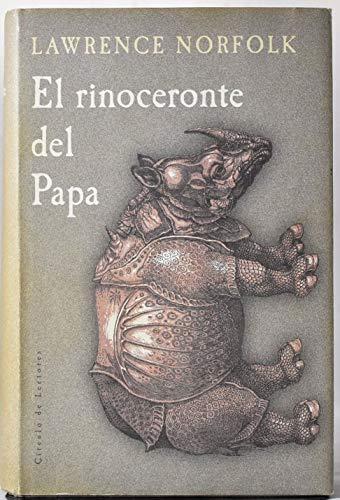9788422675631: El rinoceronte del papa