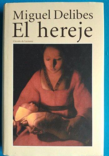 9788422676232: El Hereje