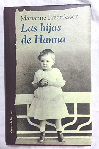 9788422676379: LAS HIJAS DE HANNA
