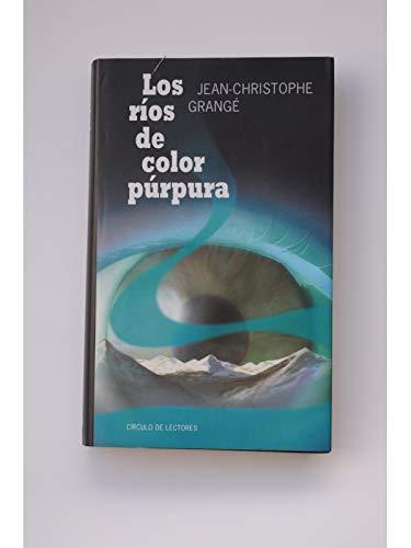 9788422679158: Los rios de color purpura