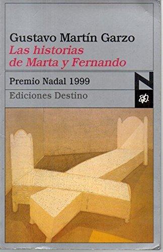 9788422679806: Las Historias De Marta Y Fernando