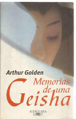 9788422682158: Memorias de una geisha
