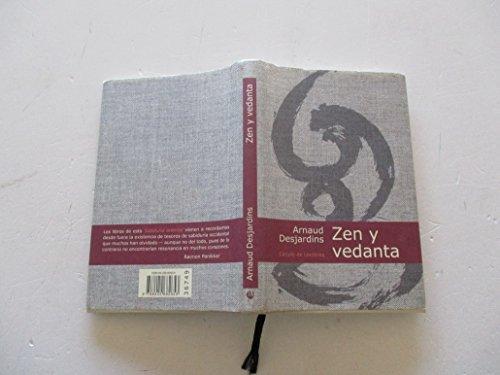 9788422682653: Zen y Vedanta: comentario del Sin-sin-ming