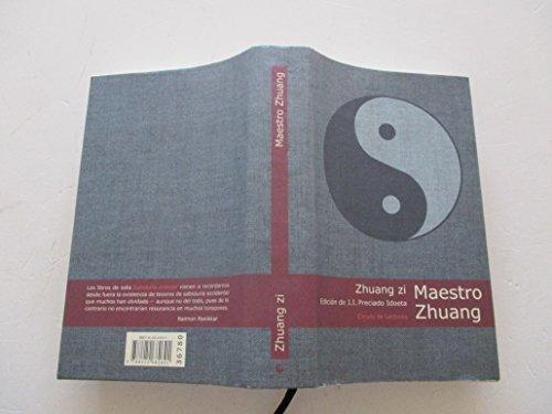 9788422682691: Maestro Zhuang