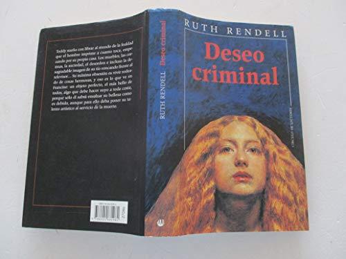 9788422682981: Deseo criminal
