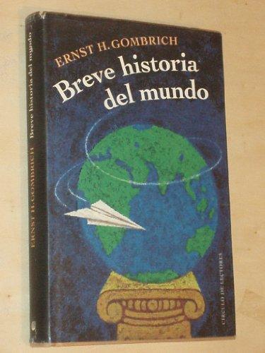 9788422683070: Breve historia del mundo