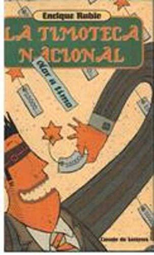 9788422685616: LA TIMOTECA NACIONAL