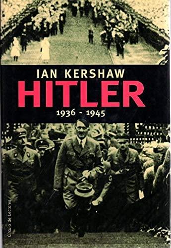 9788422685692: Hitler 1936-1945