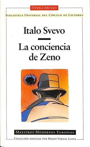 9788422686835: La conciencia de Zeno