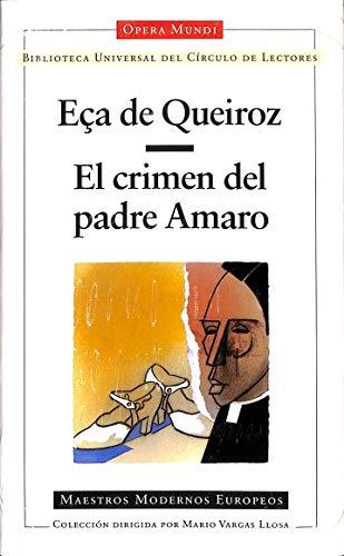 9788422686859: el crimen del padre Amaro