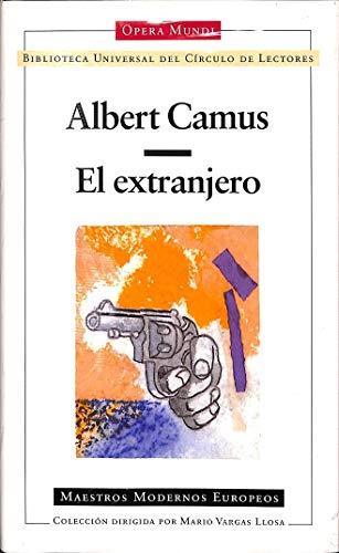 9788422686910: EL EXTRANJERO