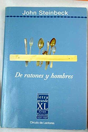 9788422687184: De ratones y hombres