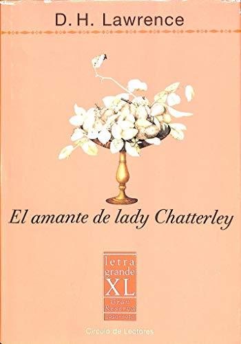9788422687238: El amante de lady Chatterley