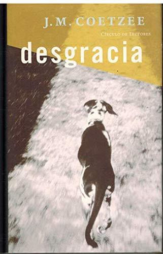 9788422687252: DESGRACIA