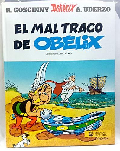 9788422688495: El mal trago de Obélix