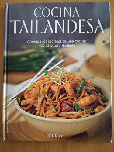 9788422688624: Cocina tailandesa