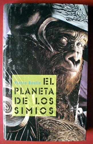 9788422688990: El planeta de los simios