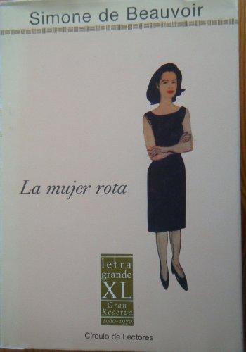 9788422689041: La mujer Rota