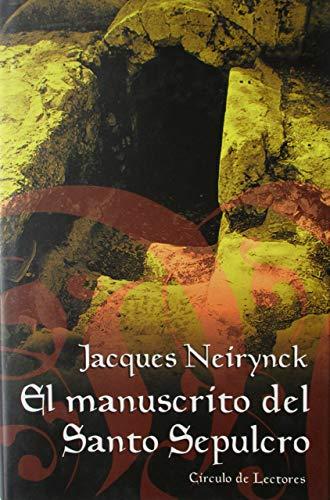 9788422689560: El manuscrito del Santo Sepulcro