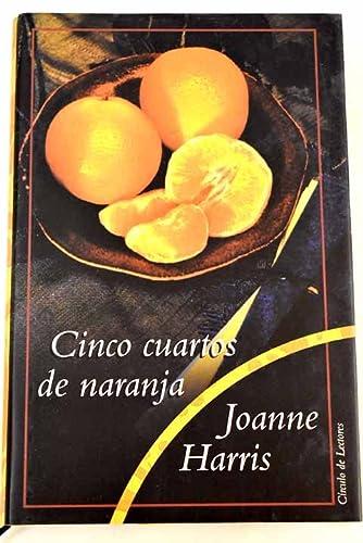 9788422689959: Cinco Cuartos De Naranja