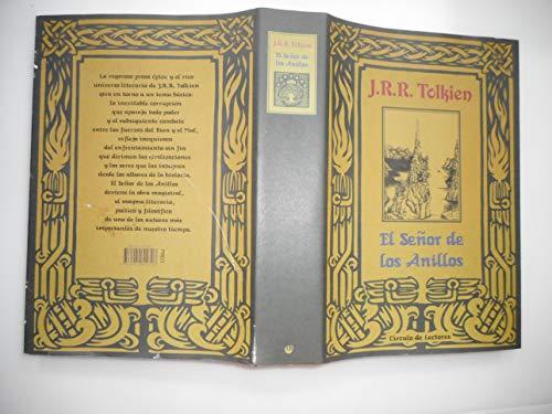 El Señor de los Anillos.: J. R. R.
