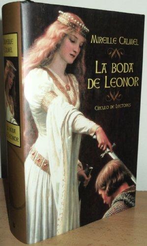 9788422690665: La boda de Leonor
