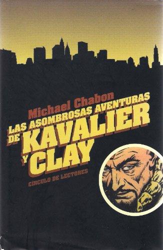 9788422696841: Las asombrosas aventuras de Kavalier y Clay