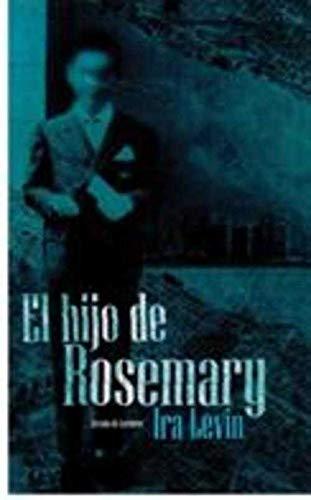 9788422698104: El hijo de Rosemary