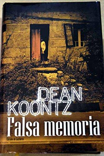 Falsa memoria: Dean Koontz