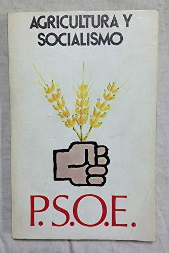 9788422960133: Agricultura y socialismo