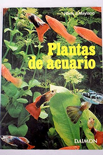 9788423100323: PLANTAS DE ACUARIO (Madrid, 1979) Todo sobre el jardín subacuático