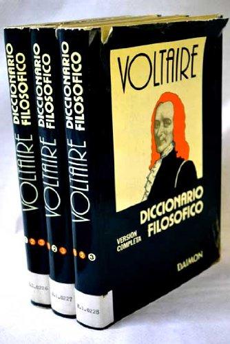 9788423105366: Diccionario filosófico